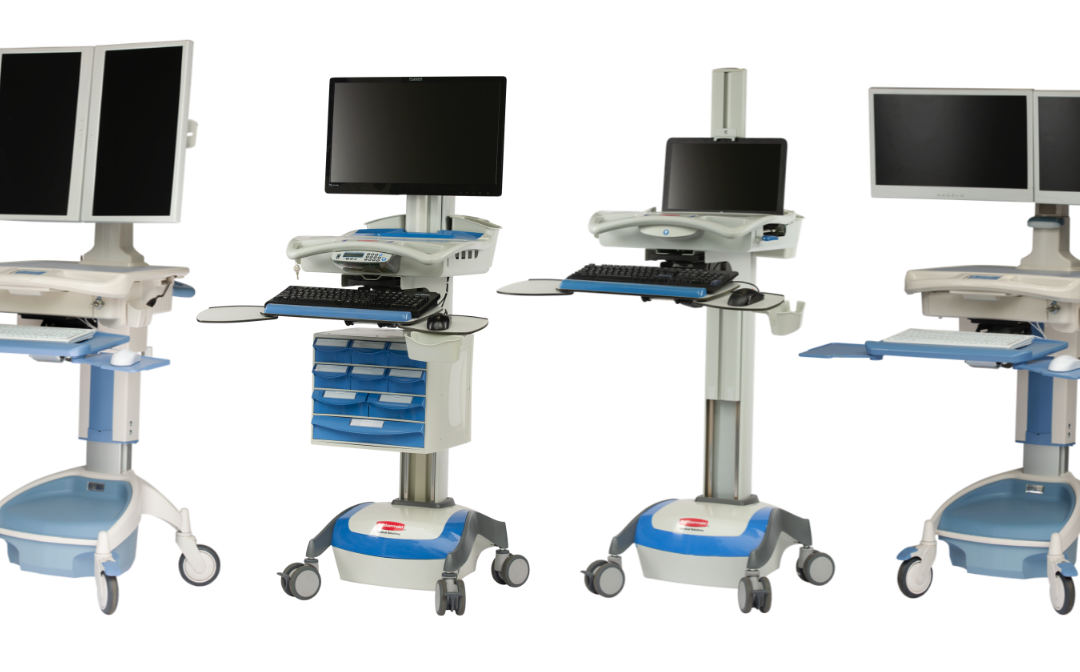 Mobile Carts in Healthcare – A Brief History and Beyond