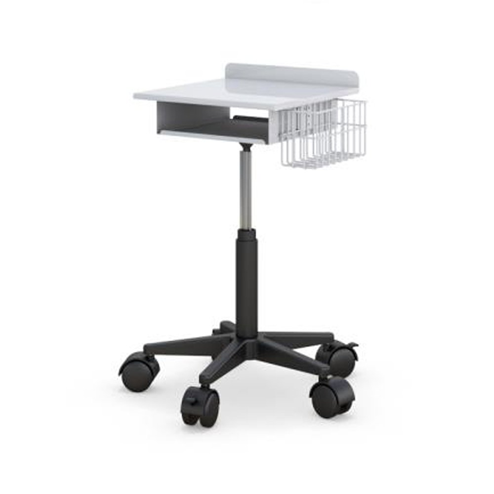 AFC Laptop Cart with Basket