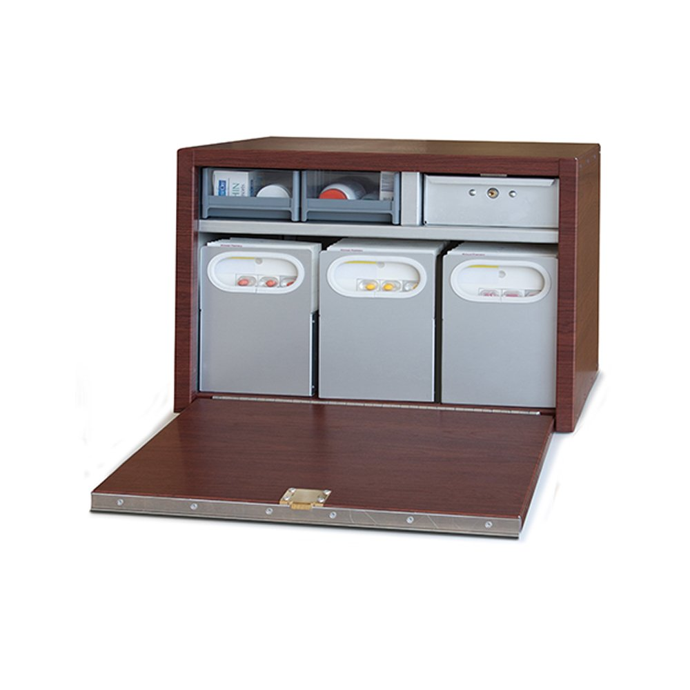 Capsa Vintage Series MCL Wall Cabinet