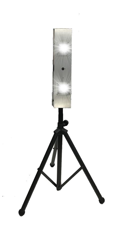 Sentry M2-T UV Light Tripod – Portable UV Light Fixture