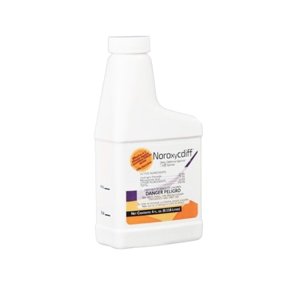 A Noroxycdiff Disinfectant Solution for Viruses
